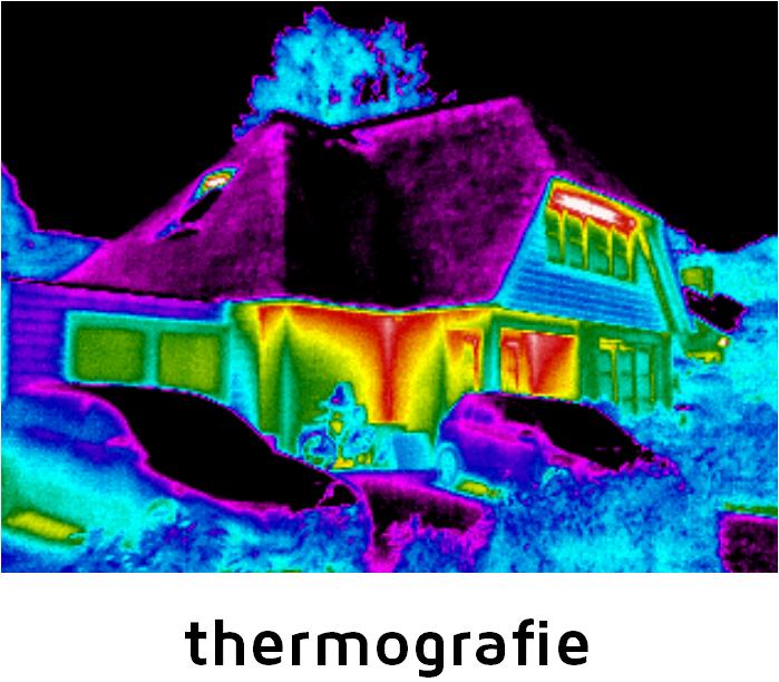 diensten thermografie