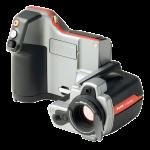 Wat gebruik je voor thermografie of thermografisch onderzoek? Wij gebruiken de Flir T-335 infraroodcamera voorzijde. Met een infraroodcamera kan je oppervlakte temperaturen weergeven zodat bijvoorbeeld energieverlies zichtbaar wordt gemaakt.