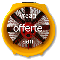 offerte button luchtdichtheid