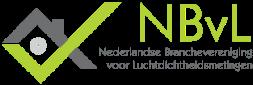 Log van de Nederlandse Branchevereniging voor Luchtdichtheidsmetingen